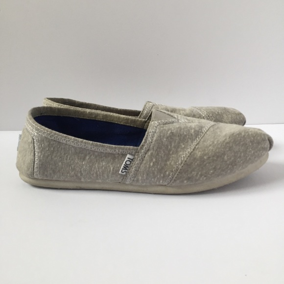 Toms Shoes - Toms gray shoes size 8.5